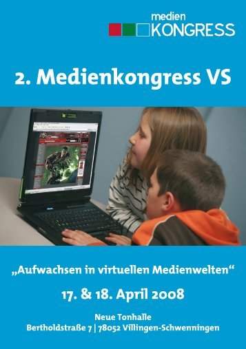 2. Medienkongress VS - bildungstechnologie.net