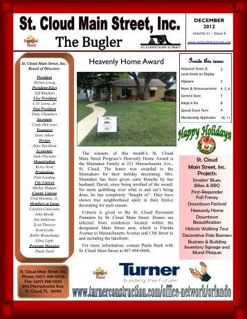 The Bugler - St. Cloud Main Street