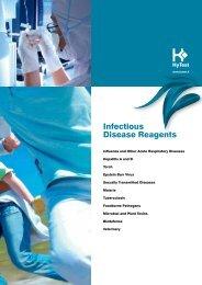 Infectious Disease Reagents - HyTest Ltd.
