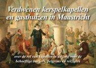 Verdwenen kerspelkapellen en gasthuizen in ... - theobakker.net