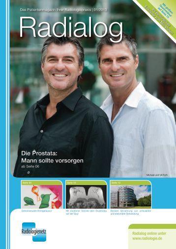 Ausgabe 01/2013 - Radiologie.de