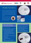 Hard Wired Carbon Monoxide Alarms For Homes - Safelincs - Page 2