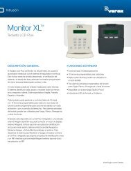 Data Sheet -- M5 Enclosure for Picture Perfect & Secure ... - Interlogix