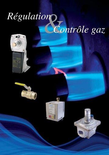 Regulation et Controle Gaz - CBM