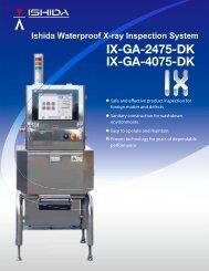 IX-GA-2475-DK IX-GA-4075-DK