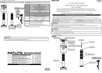 datsheet patlite phe 3fbe1 instruction manual valin corporation?quality=80 patlite mps wiring diagram smc wiring diagram, pacific scientific patlite signal tower wiring diagram at suagrazia.org