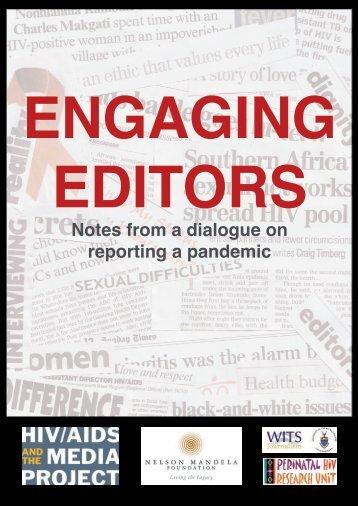 Engaging Editors - Nelson Mandela Foundation