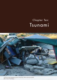 Tsunami - Geoscience Australia