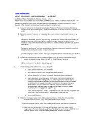 Permit Mengajar 1997 - Jabatan Pengajian Tinggi