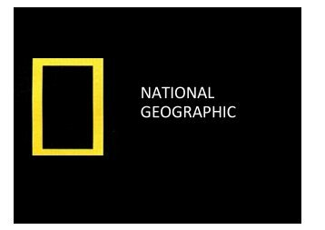 NATIONAL GEOGRAPHIC - Wikiblues.net