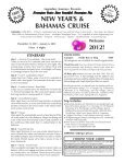 Your Choice Of New Year's EVE Cruises - Legendary Journeys - Page 2