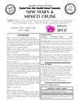 Your Choice Of New Year's EVE Cruises - Legendary Journeys - Page 3