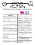 Your Choice Of New Year's EVE Cruises - Legendary Journeys - Page 4