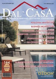 BUSINESS ARCHITECTURE POSLOVNA ARHITEKTURA - DalCasa