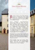 Tagungen - Hotel Schloss Waldeck am Edersee - Seite 5