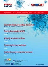 Newsletter 3 SI - Razvojna agencija Kozjansko