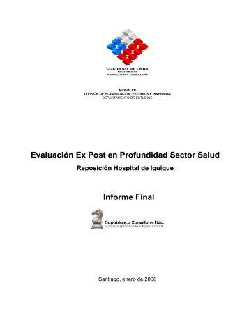 informe 3 expost edif. publica mideplan - Sistema Nacional de ...
