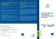 Twinning - European Commission - Europa