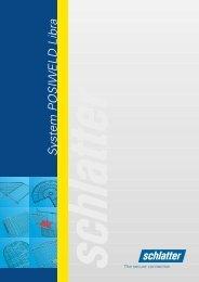 System POSIWELD Libra - Schlatter