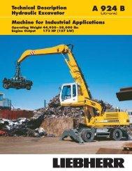 Liebherr A924B.pdf - Equipment International