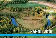 PÄRNU JÕGI - Keskkonnaamet