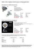 A LED-ek (Light-Emitting Diode = fénykibocsátó dióda ... - Vistar - Page 3