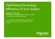 Energy management - Schneider Electric
