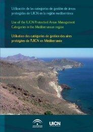 Utilización de las categorías de gestión de áreas protegidas de ...