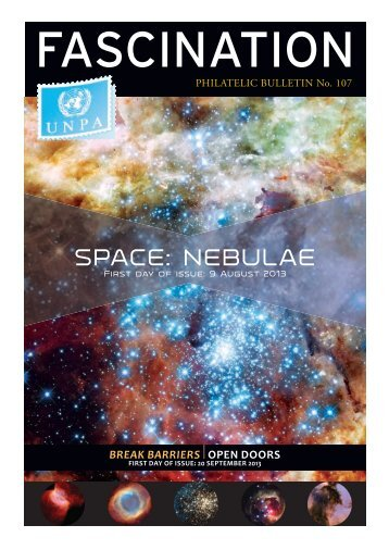 Bulletin 107 - United Nations Postal Administration