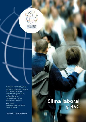 Serie Global Compact - Revista Profesiones