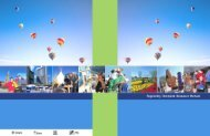 Ministry of Tourism Pageantry Template Resource Manual
