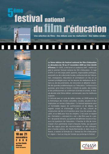 Document - Festival du film d´éducation