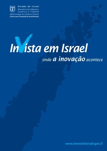 III Portuguese brochure 06.FH9 - Invest in Israel