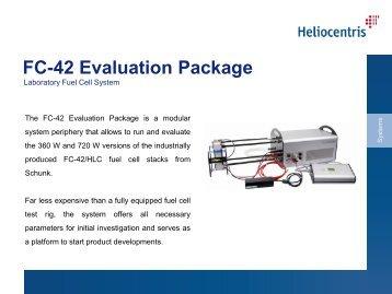 FC42 Evaluation Package - techno volt