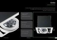 Cordus Trimless - PhotonStar LED