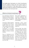 Urinary Incontinence - Page 2
