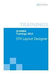 ST4 Layout Designer - SCHEMA GmbH