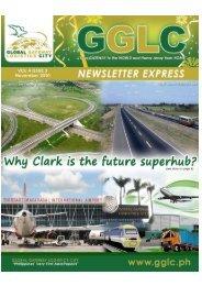 GGLC Express Issue - Global Gateway Logistics City