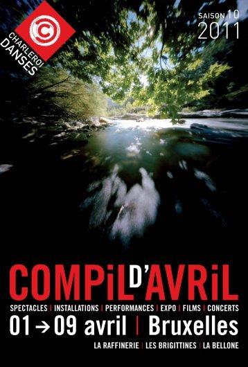 Charleroi Danses - Programme - Avril 2011.pdf - Molenbeek