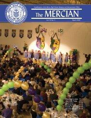 March 2009 Mercian - Mercy High School