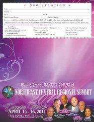 M R E G I S T R A T I O N - True Bethel Baptist Church