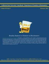 Volume 3, Issue 1 [February 2012 pdf] - California State University ...
