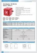 Akustische Signalgeber - IKS-Sottrum - Seite 5