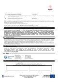 Warunki uczestnictwa w targach - targi za granicą - Page 2