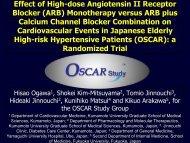 High-dose ARB
