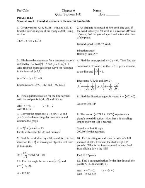 Practice Quiz 6 1 To 6 3 Answers