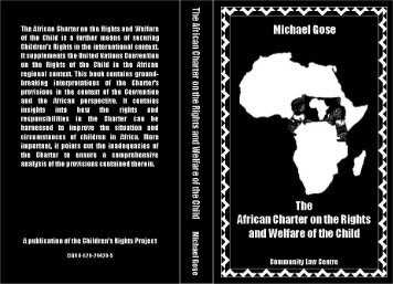 African Charter on the Rights and Welfare of the Child - Identiti
