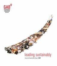 Full Version Guinness Anchor Berhad CR Report 2009 - Gab
