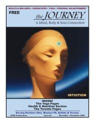 November-December 2005 - The Journey Magazine