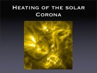 Heating the solar corona by currents